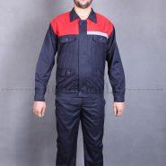 لباس کار عملیاتی کج راه چهار جیب در جیب دار مدل AL-250