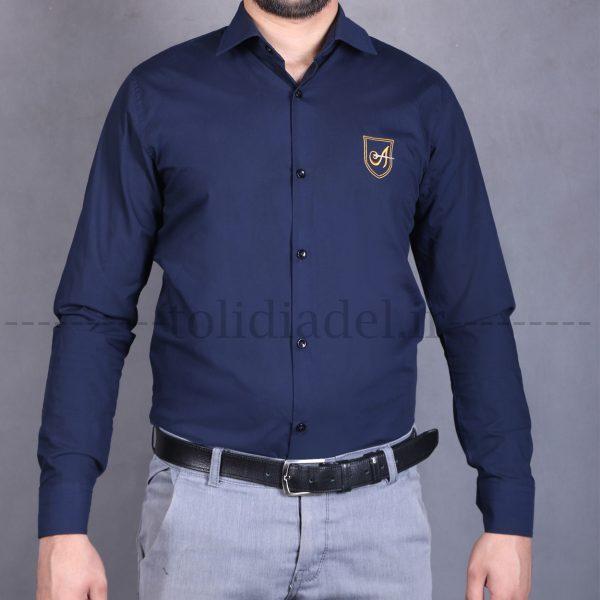 پیراهن مردانه تک جیب