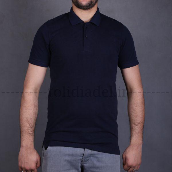 تی شرت جودون با نخ لاک راه مدل چاک دار